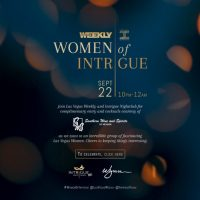 Women of Intrigue 2016