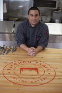 Chef Javier Chavez
