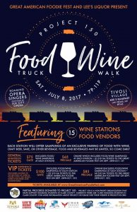 Food Truck Wine Walk