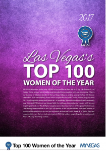 MyVegas Top 100 Women